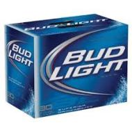 Bud Light Cans 30pk - 12oz
