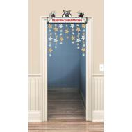 Door Decor- Hollywood-Foil-48'' x 36''