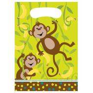 Loot Bags-Monkeyin Around-8pkg