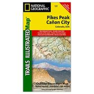 National Geographic Map 137 Pikes Peak/Canon City, Colorado