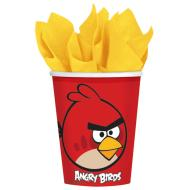 Cups-Angry Birds-Paper-9oz-8pk (Discontinued)