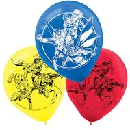 Balloons-Latex-Justice League-12''-6pk