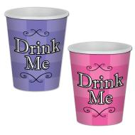 Cups - Alice In wonderland - 8pk