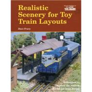 108025 Realistic Scenery for Toy Train Layouts
