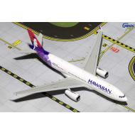 Gemini Jets Hawaiian Airlines Airbus A330-200 1:400 Scale Diecast Model Airplane