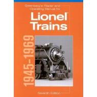 108160 Repair and Oper. Manual Lionel 1945-1969