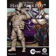 "Guild Ball (S2): Union - Harry ""The Hat"" Hallahan"