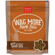 WAG MORE SFT&CHW Peanut Butter 6Z
