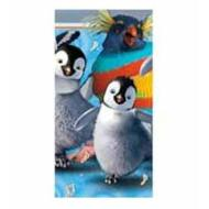 Tablecover-Rectangle-Happy Feet-Plastic (Discontinued)