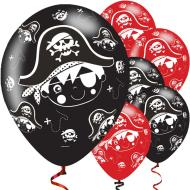 Latex Balloons-Pirate