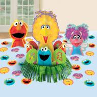 Decorating Kit Sesame St