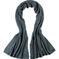 Fraas Cashmere Solid Knit Scarf