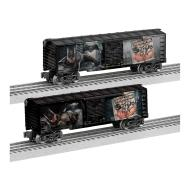 6-83776 The Dark Knight Batman Boxcar