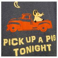 Pick Up A Pig TShirt