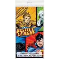 Tablecover - Justice League