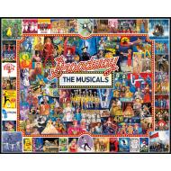 Puzzle - Broadway, The Musicals
