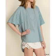 High Low Hannah Top