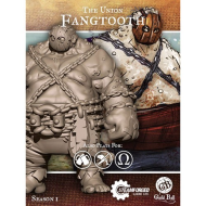 Guild Ball: Union - Fangtooth