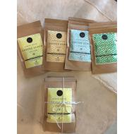 Ili Coffee Scrub 4 Set