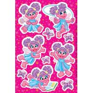Stickers-Abby Cadaby-2 Sheet