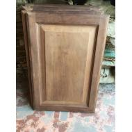 Large Mahogany Cabinet Door