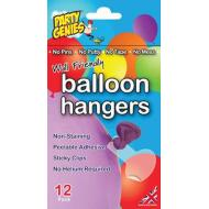 Balloon Hangers-Wall Friendly-12pk