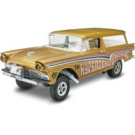 Revell 1957 Ford Gasser 2N1 Special Edition 1:25 Scale Plastic Model Kit