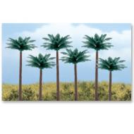 Realistic Palm Trees 3-5'' 5pc