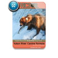 VICTOR Dog Grain Free YUKON RIVER Salmon and Sweet Potato  30lb
