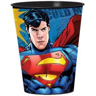 Cup-Superman-plastic-16oz