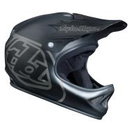 Troy Lee Designs D2 Helmet Midnight 2 (Black) MD/LG