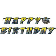 Jointed Banner-Batman Happy Birthday-1pkg-6ft
