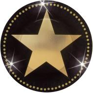 Plate- BEV- Hollywood-Star Attraction-8pk - Discontinued