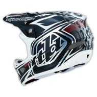 Troy Lee Designs D3 Speeda (White) Large - TLD