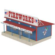 30-9093 Fireworks Road Side Stand, MTH