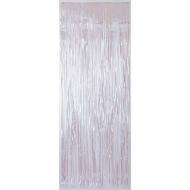 Metallic Curtain-Iridescent-8' x 3'