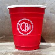 Shot Glasses [Red] CB Emblem