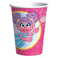 Cups- Abby Cadabby-Paper-9oz-8pk - Discontinued