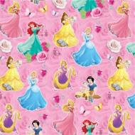 Gift Wrap-Disney Princess-5ftx30in