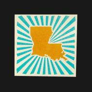Louisiana Power Sticker
