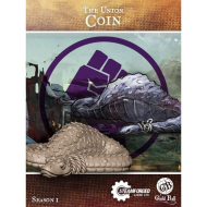Guild Ball: Union - Coin (Mascot)