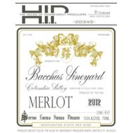 HEDGES FAMILY ESTATE COLUMBIA VALLEY MERLOT HIP 2013 750ML
