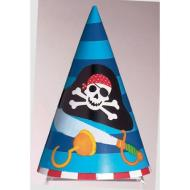 Party Hat- Pirate-8pk-Paper