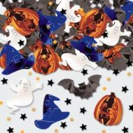 Confetti-Embossed Halloween-Scary Fun-1pkg-14g