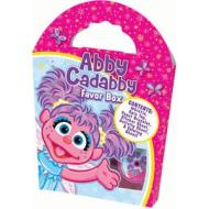 Favour box-Abby cadabby