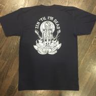 Mens - Om Boys - Navy S/S T-Shirts - Skeletom