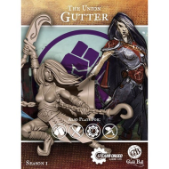 Guild Ball: Union - Gutter