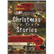 Christmas Toy Train Stories, DVD