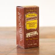 Sarsaparilla Soda Extract 2 fl oz