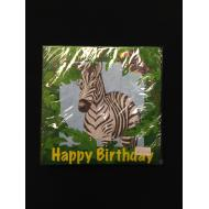Napkins-LN- Jungle HBD-16pk-3ply